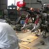 GS750のカスタム車製作