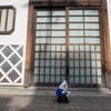 #上野駅#パンダカー#シャンシャン#ようこそ上野2020