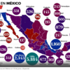 【メキシコ】新型コロナウイルス状況 (2020/06/19現在)