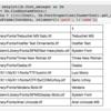 python matplotlib 内で日本語を利用する(使用できるフォントを探す)