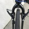 自転車修理の続き、そして終了。