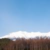 御嶽山(御岳山)の絶景撮影40・2020年4月15日②(雪景)