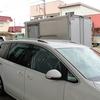 働く車もカッコイイ・・・杉島ブログです。