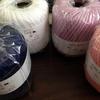 糸購入‐India Zakka Lace・PuPu・デニムテイスト・Milk‐