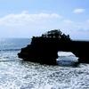 インドネシア旅行記【バリ編】 Tanah Lot Temple 海に浮かぶタナロット寺院へ こちらもおすすめ💛 岩穴が印象的なバトゥ・ボロン寺院 Batu Bolong Temple