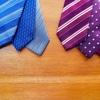 【男性必見】何気ないネクタイの選び方一つでも採用に影響する!