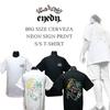 ネオンサインデザイン=アイディー、ポルタアンドゲート=コラボTシャツ!