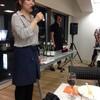 """スペイン料理家に学ぶ本格スパニッシュオムレツ """"トルティージャ祭り"""" 焼き方1つで感動的な美味しさに!生ハムも食べ放題! に参加しました。 (@ 外苑前アイランドスタジオ)"""