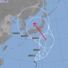 台風12号、超やばい「足尾台風ルート」で接近か!?