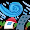 12日(土)13日(日)の台風の影響について