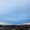 10月19日(土)曇りのち雨
