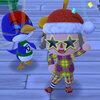 キャンプ場でクリスマスの準備を始めたけどクリスマスまでに間に合うかわからないのがちょっと不安だったり