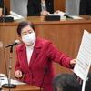 宮本県議の総括質問、地震被害者への県独自支援が実現!
