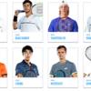 ネクストジェンATPファイナルズ2017ドローと対戦成績と結果【テニス】選手のプロフィールも