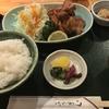 定食春秋(その 2)鶏の竜田揚げ定食