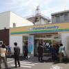 REPORT:初のファミマと一体型の店舗が東京・杉並にファミマランドリー都内1号店オープン
