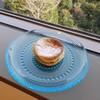 クランベリーのふわふわベイクドチーズケーキ