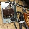 「レザークラフト」電動コバ磨き機の製作 「スイッチボックス編」