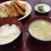 これまた美味しい米沢食堂の魚フライ定食!!肝付町