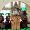 LEGO 71028 15番 スプラウト先生 ハリー・ポッター ミニフィギュア2