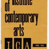 『マン・レイ回顧展』at ICA LONDON 1959