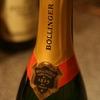 『ボランジェ』ジェームズ・ボンドが愛したシャンパーニュ。爽やかな酸味が印象的です。