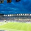 日産スタジアムへサッカーを観戦しに。チェルシーvs川崎