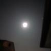 満月とハロウインの日