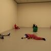 あいちトリエンナーレを一日でまわる。  A 愛知芸術文化センター