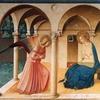 サンマルコ修道院 フラ・アンジェリコ受胎告知画