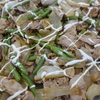 豚肉といんげんのマヨ炒め