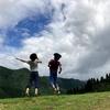 若杉おおやキャンプ場 大雨の中の夏キャンプ2泊3日