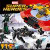 レゴ(LEGO)スーパーヒーローズ マーベルの新作映画「ソー:ラグナロク」の新製品画像が公開されています。