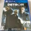 【レビュー】【PS4】デトロイト Detroit: Become Human ついに発売!没入感が半端ない、アドベンチャーゲーム!