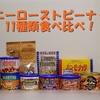 おすすめのハニーローストピーナッツ。11種類食べ比べランキング。カルディに行ったので美味しい食べ物や懐かしかったから買ってきた物を5つ紹介する。