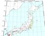 熊本県の熊本市西区などで、有感地震が多発中。再び活発化か。