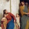 「貧しい人たちに」マルコ10章13〜22節