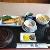 レストラン「鶴亀」の「焼き魚ランチ」