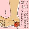 腎経(KI)2   然谷(ねんこく)