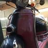 ぼくの赤いバイク