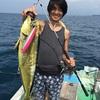 沼津湾内ボート釣りでシイラ釣行!!
