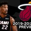 【2019-20チームレビュー】マイアミ・ヒート