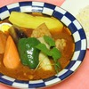 スープカリー木多郎のチキンカリー