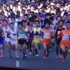 今日は第55回愛媛マラソン。