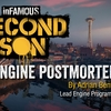 """Japanese memo of """"inFAMOUS Second Son:Engine PostMortem""""@GDC2014"""