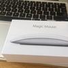 Magic Mouse2を購入、ロジクールM570tから乗り換えるのか?