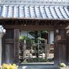 福岡県大川市にある「旧吉原家住宅」案内人の方がいて付きっきりで邸宅の案内をしてくれました。