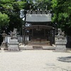 酒人神社の拝殿ほか