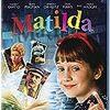【感想】マチルダ【評価】6歳で白鯨を読む超能力少女 68点