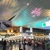 【台湾旅行記2】NH821 羽田発深夜便で香港へ
